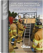 Study Guide (print) for Fire and Emergency Services Instructor