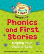 Oxford Reading Tree Read With Biff, Chip, and Kipper: Phonics and First Stories Handbook