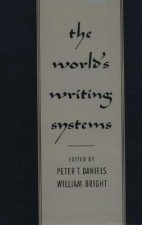 World's Writing Systems