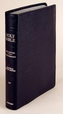 Old Scofield Study Bible, KJV - Bonded Leather, Navy