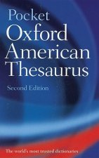 Pocket Oxford American Thesaurus