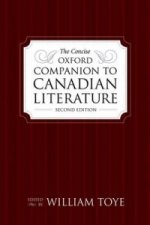 Concise Oxford Companion to Canadian Literature