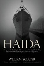 Haida: a Story of the Hard Fighting Tribal Class Destroyers of the Royal Canadian Navy on the Murmansk Convoy, the English Channel and the Bay of Bisc