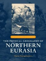 Physical Geography of Northern Eurasia