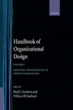 Handbook of Organizational Design
