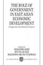 Role of Government in East Asian Economic Development