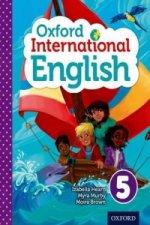Oxford International Primary English Student Book 5