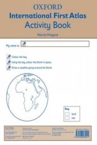Oxford International First Atlas Activity Book
