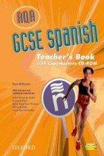 AQA GCSE Spanish Teacher's Book and Copymasters CD-ROM