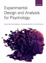 Experimental Design and Analysis for Psychology
