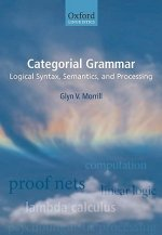 Categorial Grammar