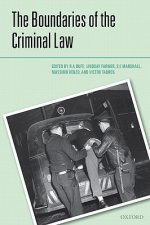 Boundaries of the Criminal Law