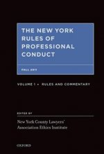 New York Rules of Professional Conduct Fall 2011