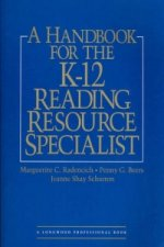 Handbook for the K-12 Reading Resource Specialists