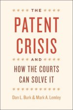 Patent Crisis and How the Courts Can Solve it