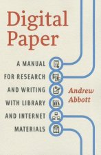 Digital Paper - A Manual for Research and Writing with Library and Internet Materials
