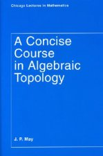 Concise Course in Algebraic Topology