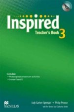 Macmillan Coursebook Inspired 3 Teacher's Book Pack (American Ed)