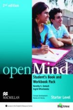 OpenMind (American) (2ed) Starter Student's Book & DVD