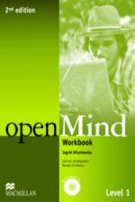 Open Mind 2nd Edition AE Level 1 Workbook without Key & CD Pack
