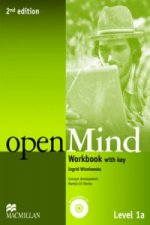 Open Mind 2nd Edition AE Level 1A Workbook with Key & CD Pack