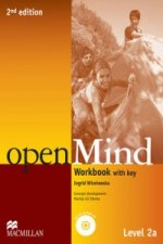 Open Mind 2nd Edition AE Level 2A Workbook with Key & CD Pack