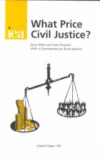What Price Civil Justice?