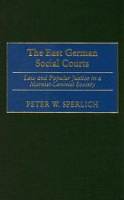 East German Social Courts