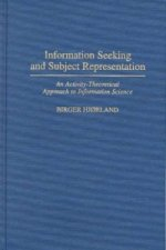 Information Seeking and Subject Representation