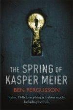 Spring of Kasper Meier