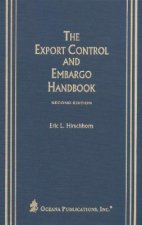 Export Control and Embargo Handbook