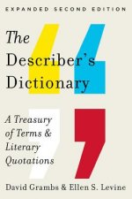 Describer's Dictionary - A Treasury of Terms & Literary Quotations