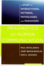 Pragmatics of Human Communication