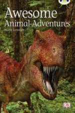Awesome Animal Adventures (lime A) NF 6-pack