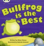 Phonics Bug Bullfrog is Best Phase 5 (Fiction)