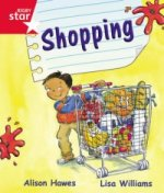 Rigby Star Guided Reception Red Level: Shopping Pupil Book (Single)