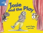 Rigby Star Guided 1 Blue Level: Josie and the Play Pupil Book (single)