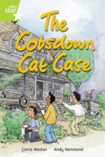 Rigby Star Independent Year 2 Lime Fiction: The Cobsdown Cat Chase Single