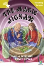 Rigby Star Guided Reading Gold Level: The Magic Jigsaw Teaching Version