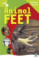 Rigby Star Guided: Year 1 Green Level: Animal Feet Guided Reading Pack