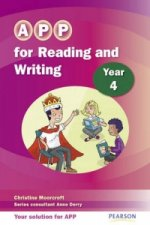APP for Reading and Writing Year 4