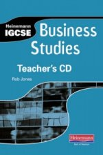 Heinemann IGCSE Business Studies Teacher's CD