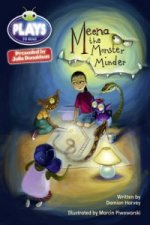 BC Plays Grey Meena the Monster Minder 6-pack Eng