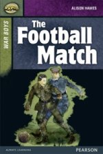 Rapid Stage 8 Set B: War Boys: The Football Match