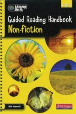 Literacy World Stage 1: Non-Fiction Guided Reading Handbook Framework Edition