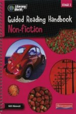 Literacy World Stage 2: Non-Fiction Guided Reading Handbook Framework Edition