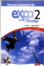 Expo Pour L'Ecosse 2 Rouge Resource and Assessment File (with CD-ROM & Audio CD)