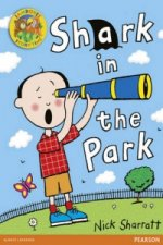 Jamboree Storytime Level A: Shark in the Park Little Book