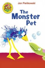 Jamboree Storytime Level B: The Monster Pet Little Book (6 Pack)