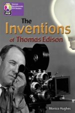 PYP L5 the Inventions of Thomas Edison 6 Pack